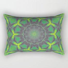magic mandala 47 #mandala #magic #decor Rectangular Pillow