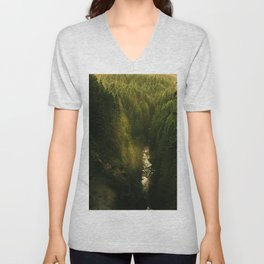 Deepest of the Forest Unisex V-Neck