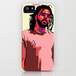 Jermaine Cole iPhone Case