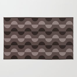 Taupe Slope Rug