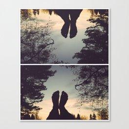 Nature Love Canvas Print