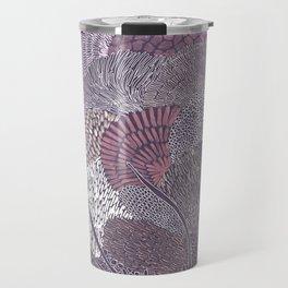 Corals Travel Mug