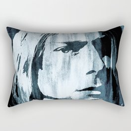 Kurt# Cobain#Nirvana Rectangular Pillow