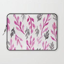 180726 Abstract Leaves Botanical 3 Botanical Illustrations Laptop Sleeve