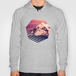 Mt Hood Mountain with Snow Hoody