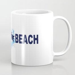 Topsail Beach - North Carolina. Coffee Mug