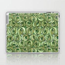 "Charles Rennie Mackintosh ""Roses and teardrops"" edited 11. Laptop & iPad Skin"