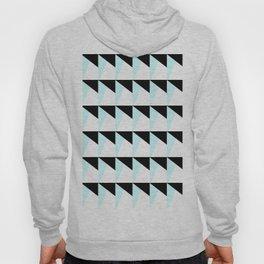 Trichromatic Geometrical Pattern Hoody