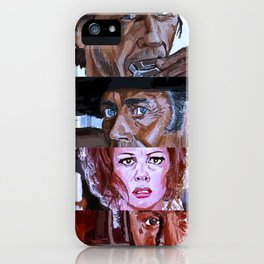 Once Upon a Time in the West iPhone Case