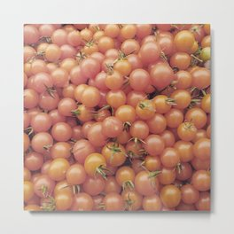 littler tomatoes! Metal Print