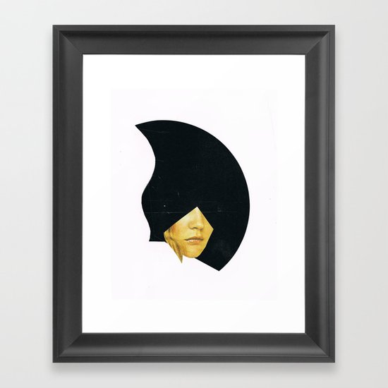 emotive Framed Art Print