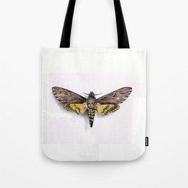 ballpoint pen Death head moth Tote Bag