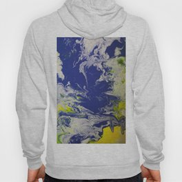 Marble Earth Pour Hoody