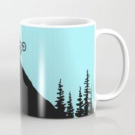 MTB Downhill Coffee Mug