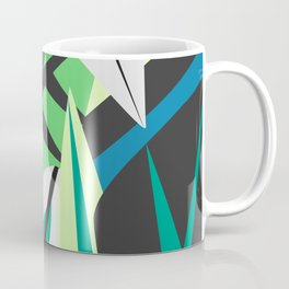 Fresh tropical decor Coffee Mug