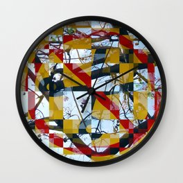 Friday 14 June 2013: Makes about as much sense as an eat tear rate saw. Wall Clock