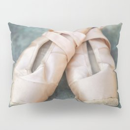 Pointe Shoes Pillow Sham