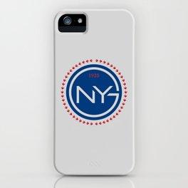 NYGFC (Italian) iPhone Case