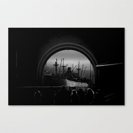 The SS Jeremiah O'Brien Canvas Print