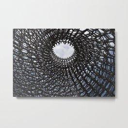 Bee-Hive Metal Print