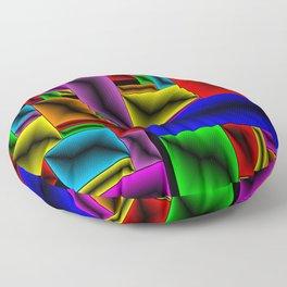 ColorBlox - Hammered Floor Pillow