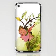 Druid 01 iPhone & iPod Skin