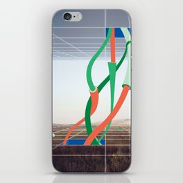 Holodeck iPhone Skin