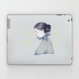 dance me through the dark Laptop & iPad Skin