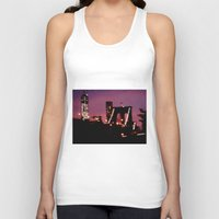 brooklyn bridge Tank Tops featuring Brooklyn Bridge by I Take Pictures Sometimes