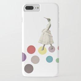 Bird Lady iPhone Case