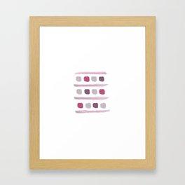 COLOUR OF LIGHT Framed Art Print