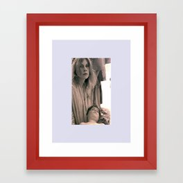 Madonna of Agora Framed Art Print