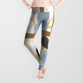 You and me and the music Leggings