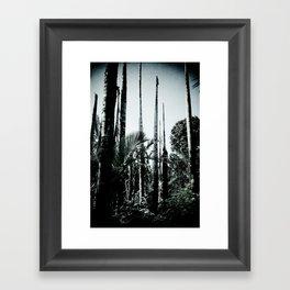 Decapitated Framed Art Print