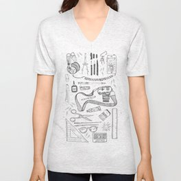 Tools for Life Unisex V-Neck