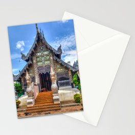 Chiang Mai Thailand Buddhist Temple Stationery Cards