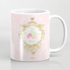 French Patisserie Macarons Coffee Mug