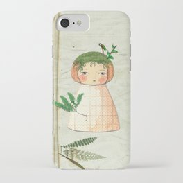 Herbs paperdolls iPhone Case