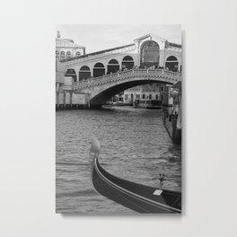 Amazing Venice Italy Metal Print