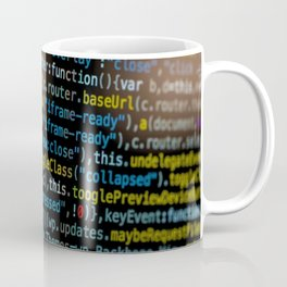Code Master (Color) Coffee Mug