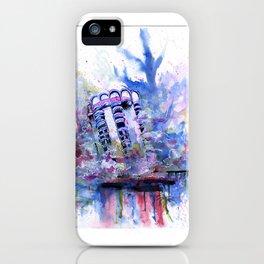 Ignominy - The Destruction of the Las Vegas Sands iPhone Case