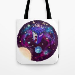 Earth Is Protected Tote Bag