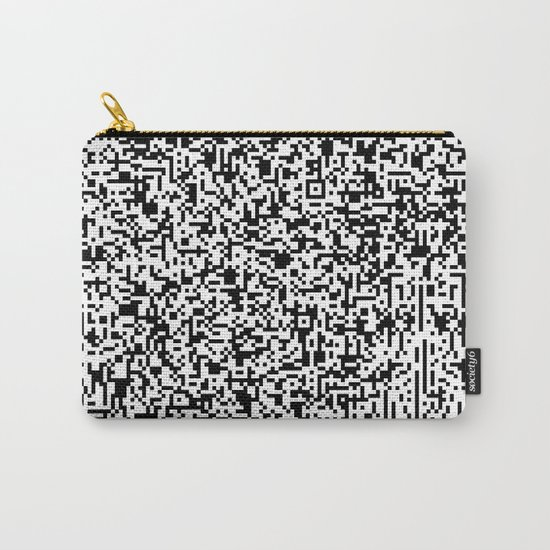 QR-antine V 0.1 Carry-All Pouch