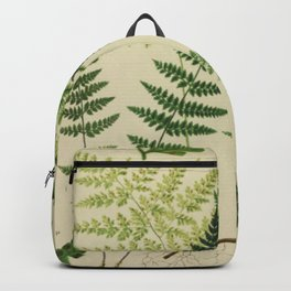 Botanical Ferns Backpack