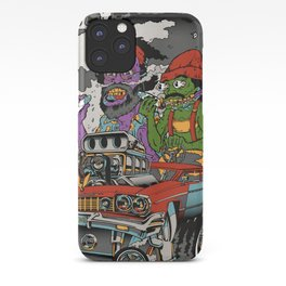 Cheech & Chong Love Machine iPhone Case
