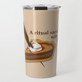 Ritual Sacrifice Travel Mug