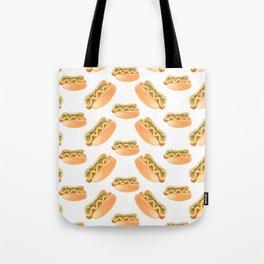 Hot Diggity Dog Tote Bag