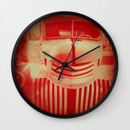 Vintage American Ride Wall Clock