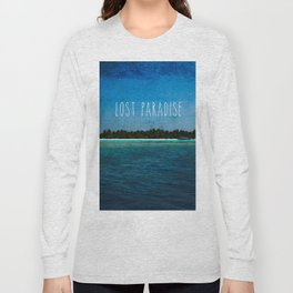 Lost Paradise Long Sleeve T-shirt