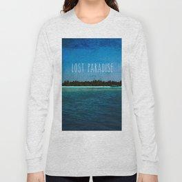Lost Paradise Long Sleeve T-shirt